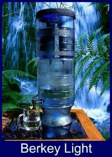 Berkey Water Filter Shop Europe Berkey Light Water Filter